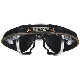 Brooks Team Pro S Chrome Siodełko czarny
